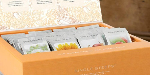 Amazon: Up to 40% Off Tea Forte Holiday Teas & Accessories + Free Shipping