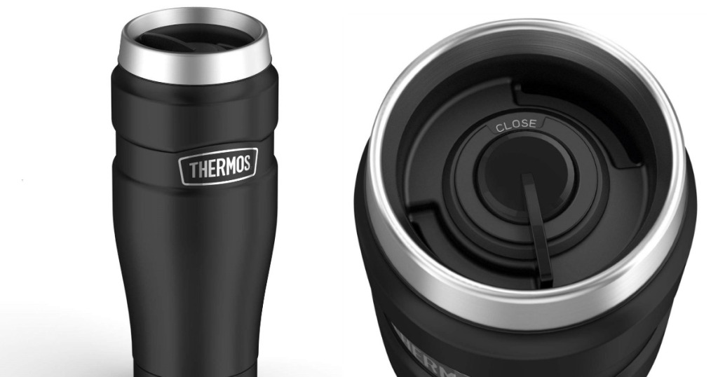 Amazon: Thermos Stainless King 16-Ounce Travel Tumbler Only