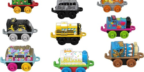 Amazon: Thomas & Friends MINIS Cargo Pack Only $5.99 (Regularly $20) – Includes 12