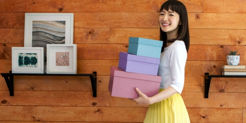 Tidying Up with Marie Kondo Coming to Netflix in January