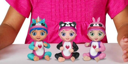 Tiny Toes Interactive Dolls Only $9.97 Shipped + More