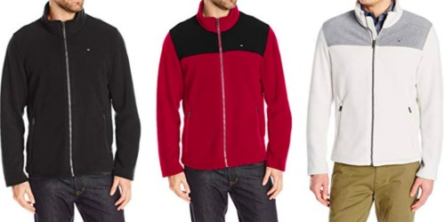 Amazon: Tommy Hilfiger Men's Polar Fleece Jacket Only $19.99 Shipped & More
