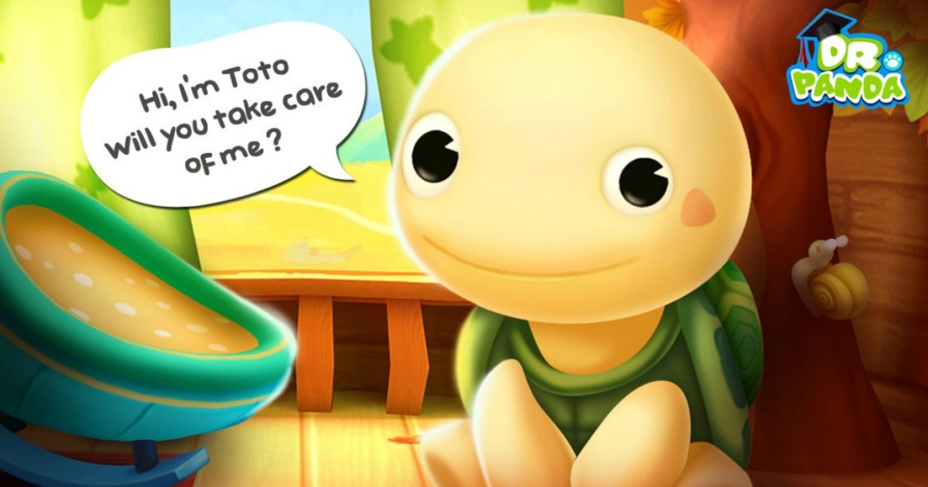 Free Dr  Panda & Toto's Treehouse App (Regularly $4) - iTunes