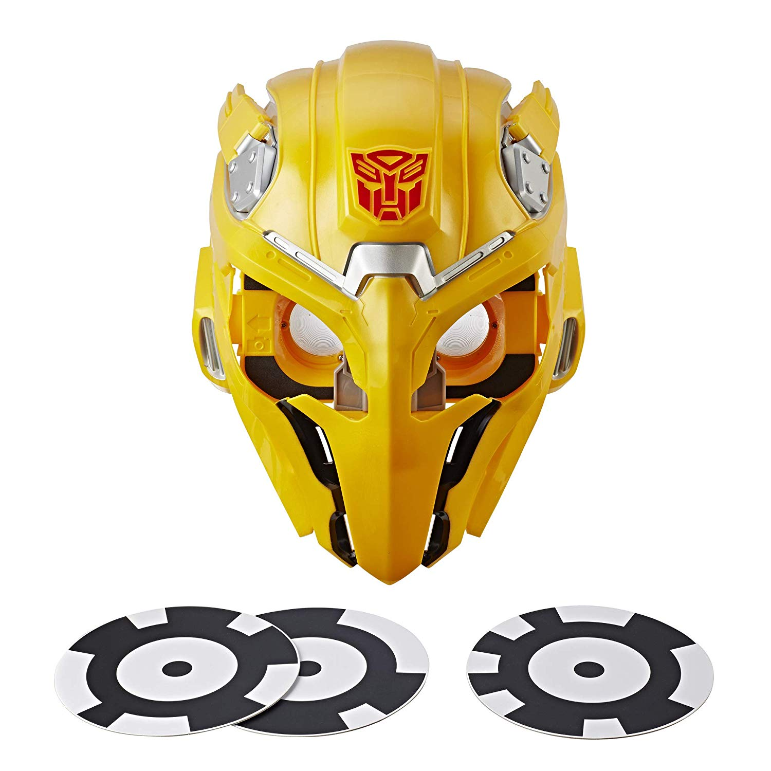 Transformers Bumblebee Mask with AR Experience Only $17 99