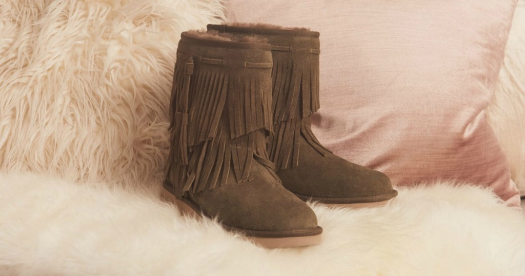 9fd3fa6d13e Koolaburra by UGG Women's Cable Winter Boots Only $34.99 (Regularly ...