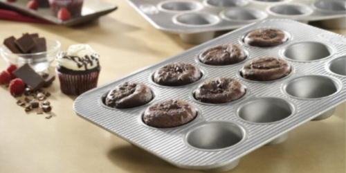 Amazon: USA Pan Bakeware Cupcake and Muffin Pan Only $14.79 Shipped (Regularly $30) + More