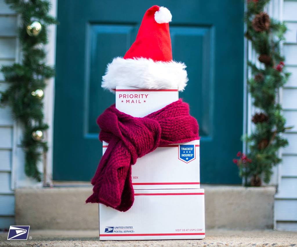 USPS holiday shipping guidelines