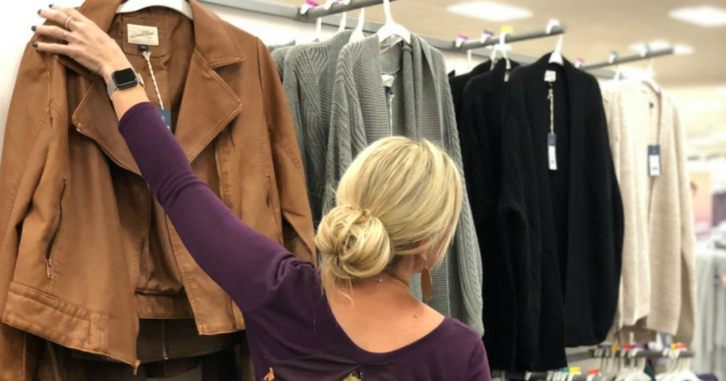 7afb234c04285 50% Off Women s Jackets at Target (Online   In-Store)
