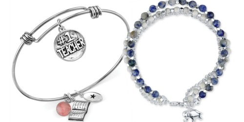Unwritten Charm Bracelets Only $16.99 (Regularly $55) at Macy's