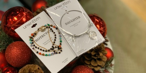 70% Off Unwritten Charm Bracelets at Macy's (Great Gift Idea)
