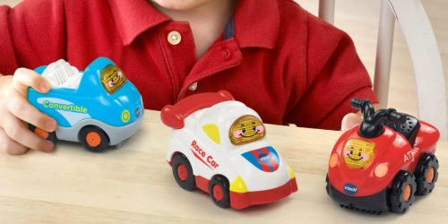 VTech Go! Go! Smart Wheels Sports Cars 3-Pack Only $8.64 Shipped at Amazon (Regularly $30)