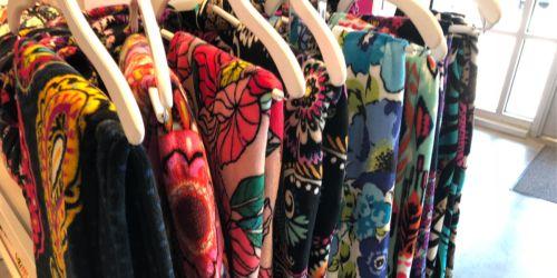50% Off Vera Bradley Blankets & More
