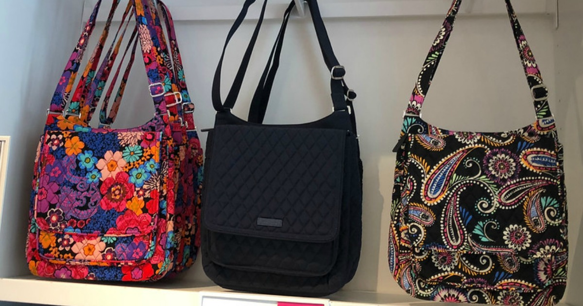 Up to 75% Off Vera Bradley Bags 62b3072101998