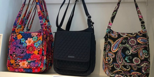 Up to 75% Off Vera Bradley Bags, Totes, & More + Free Shipping