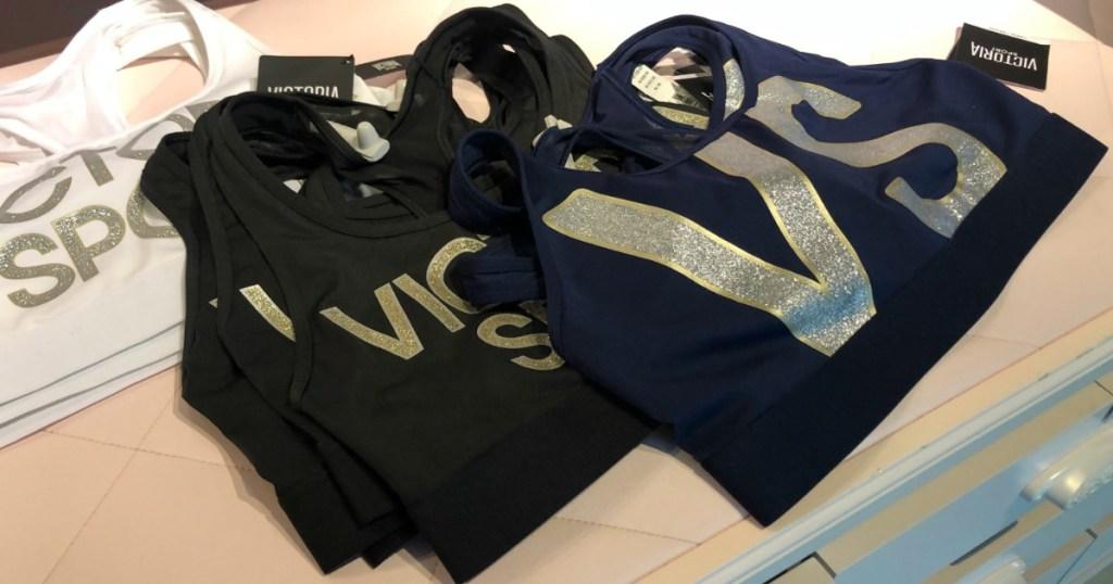 victoria's secret sport bras