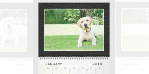 Custom Mini Photo Calendars Just $6.99 Each Shipped (Regularly $16)