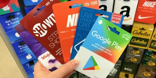 How to Sell Gift Cards Online Instantly for Cash