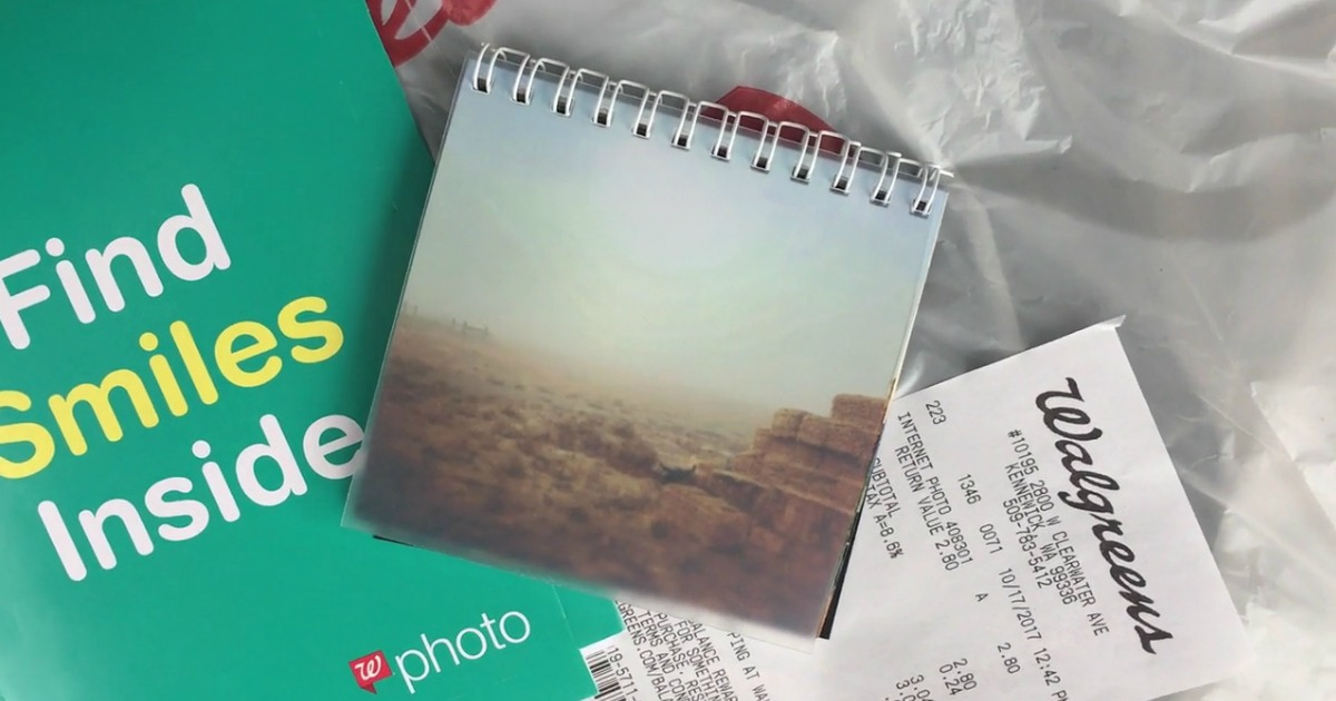 75% Off Photo Books + Free Same Day Store Pickup at