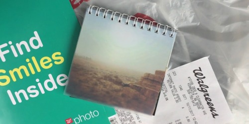 75% Off Photo Books + Free Same Day Store Pickup at Walgreens