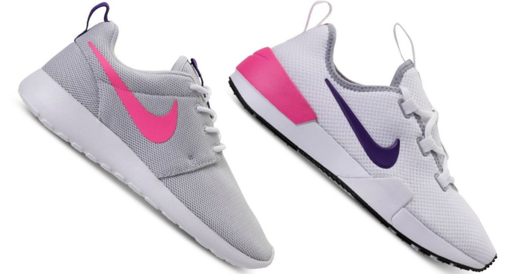 58e3b8963da9 Women s Nike Sneakers as Low as  35 at Macy s (Regularly  75+) - A ...