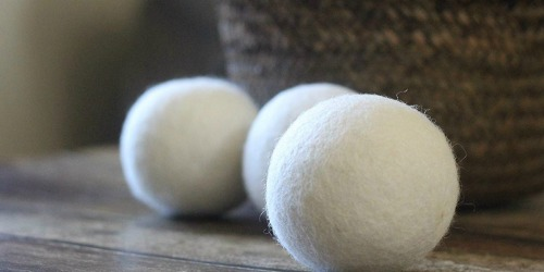 Amazon: Smart Sheep Wool Dryer Balls 6-Pack Only $9.83 Shipped (Awesome Reviews)