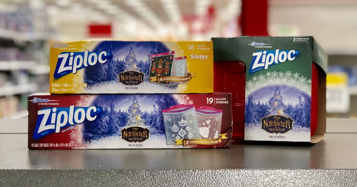 image regarding Ziploc Printable Coupons referred to as Ziploc Storage Baggage Bins Almost certainly Simply just 99¢ at Focus
