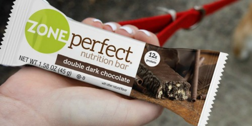 Amazon: ZonePerfect Nutrition Bars 20-Count Only $8.87 Shipped (Just 44¢ Per Bar)