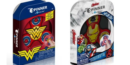 Marvel or DC Comics Fidget Spinners as Low as 49¢ at Target (Great Stocking Stuffer)