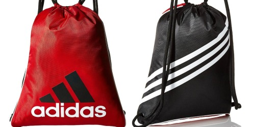 Adidas Reversible Sackpack Only $5.38 (Regularly $14) – Ships w/ $25 Amazon Order