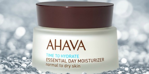 Up to 75% Off Essentials Line at AHAVA + Free Samples