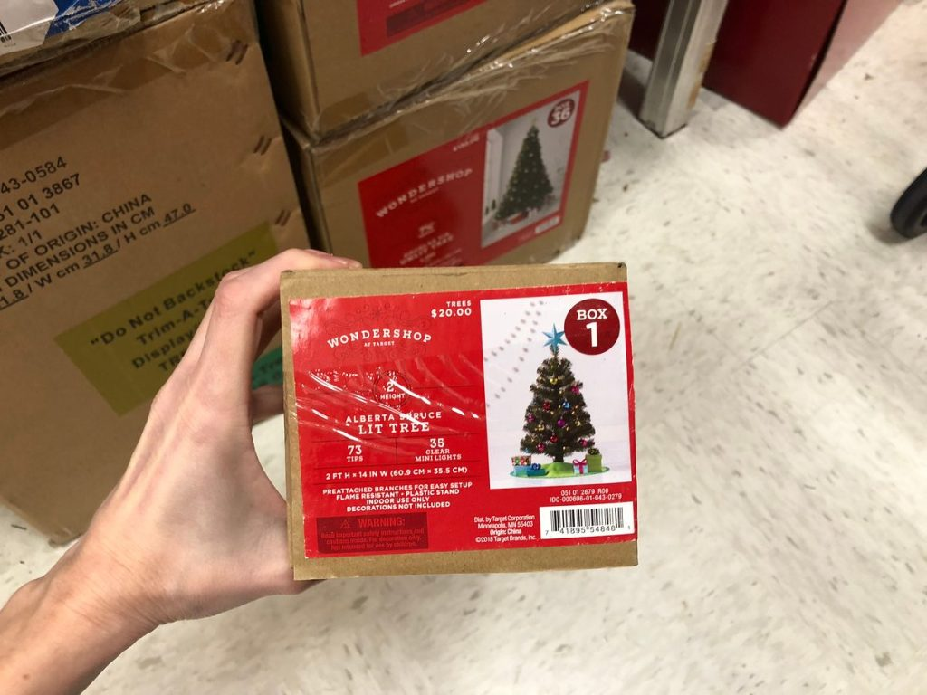 Up To 50 Off Christmas Decor At Target Online In Store