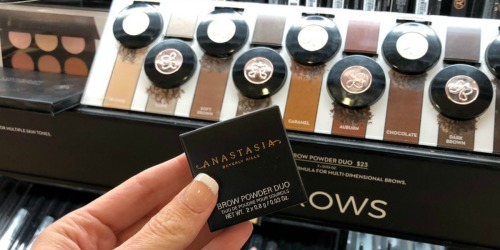 Anastasia Beverly Hills Brow Powder Duos $15 Each at Ulta Beauty (Regularly $23) + More