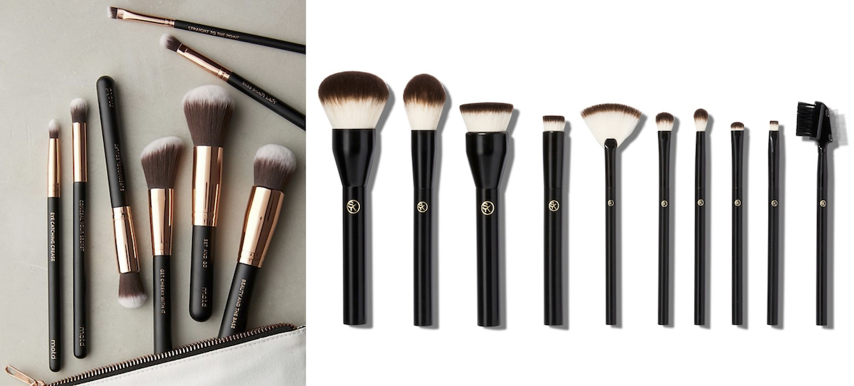 anthropologie copycat target walmart budget – anthropologie and target makeup brushes
