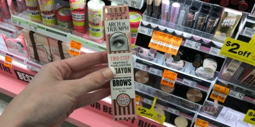 Possibly Up to 75% Off Soap & Glory Cosmetics at Walgreens