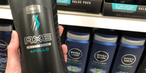Amazon: AXE 16oz Body Wash Only $2.98 Shipped (Regularly $4)