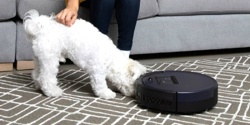 Amazon: bObsweep Pet Hair Plus Robotic Vacuum Cleaner & Mop Only $219.99 Shipped (Regularly $400)