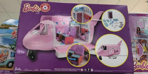 Barbie Glamour Jet Only $79.99 Shipped (Regularly $100) at Target