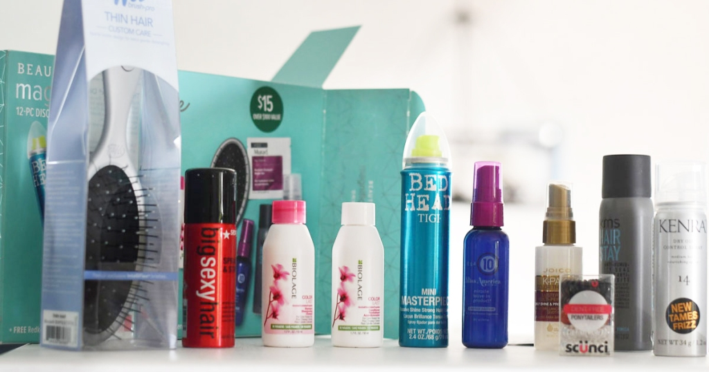 beauty brands discovery box