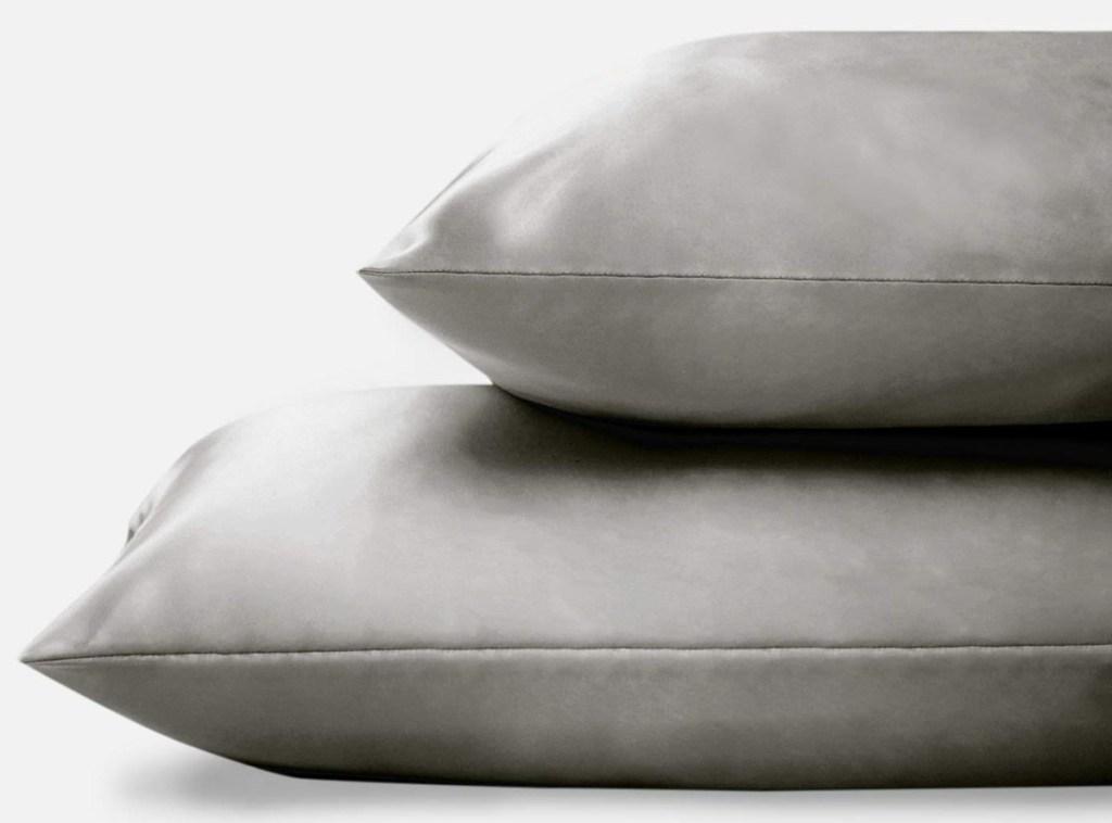 Amazon Bedsure Satin Pillowcases 2 Pack As Low As 7 99