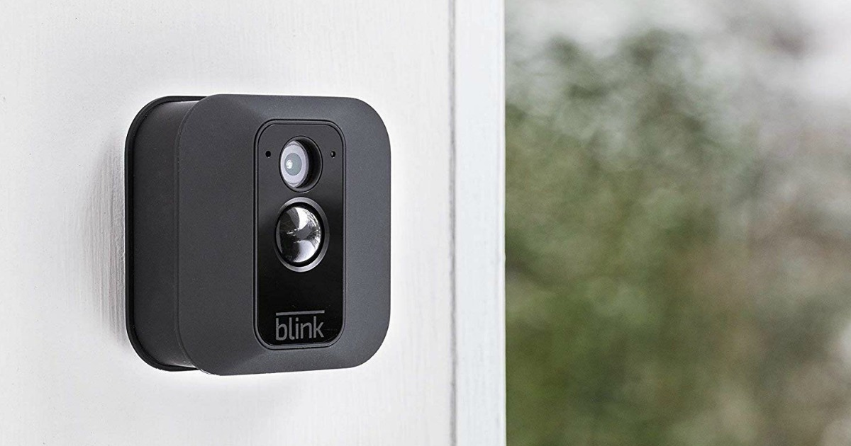 Blink Xt Home Security Camera System And Echo Dot Only 77