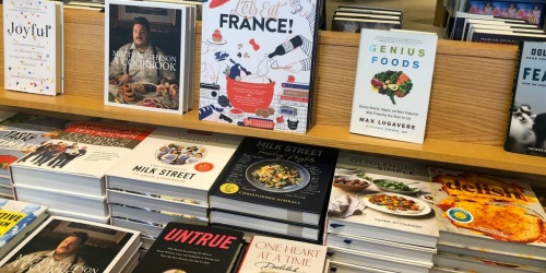 Amazon: $5 Off $20+ Book Purchase (Magnolia Table, Dave Ramsey & More)