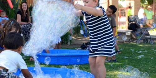 12 Kid's Summer Activities Using Dollar Tree Items