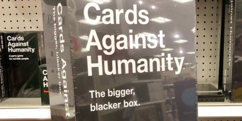 Cards Against Humanity & $10 Walmart Gift Card Only $25 + More