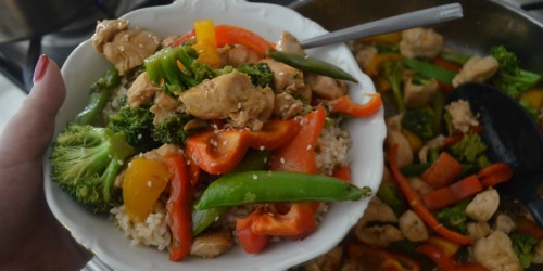 Easy Weeknight Chicken Stir-Fry Recipe