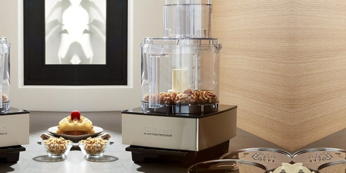 Amazon: Cuisinart 14-Cup Food Processor Only $115.99 Shipped (Regularly $170+)