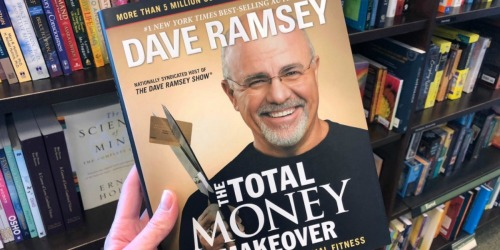 Amazon: $5 Off $20+ Book Purchase (Dave Ramsey, Harry Potter & More)