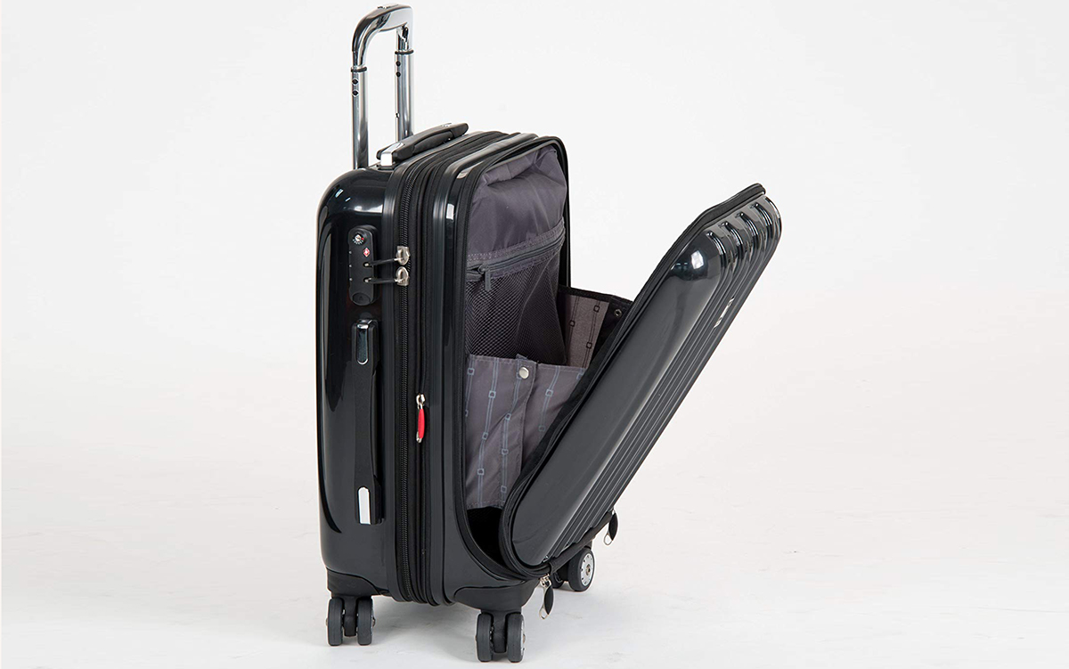 gift guide for travelers — delsey paris luggage