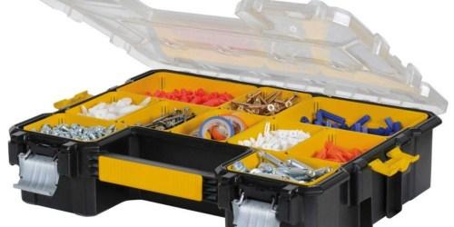 DeWalt Adjustable Parts Organizer Just $9.88 at Home Depot (Regularly $20)