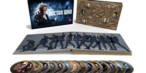 Doctor Who: Complete Peter Capaldi Years Blu-ray as Low as $48.74 at Barnes & Noble