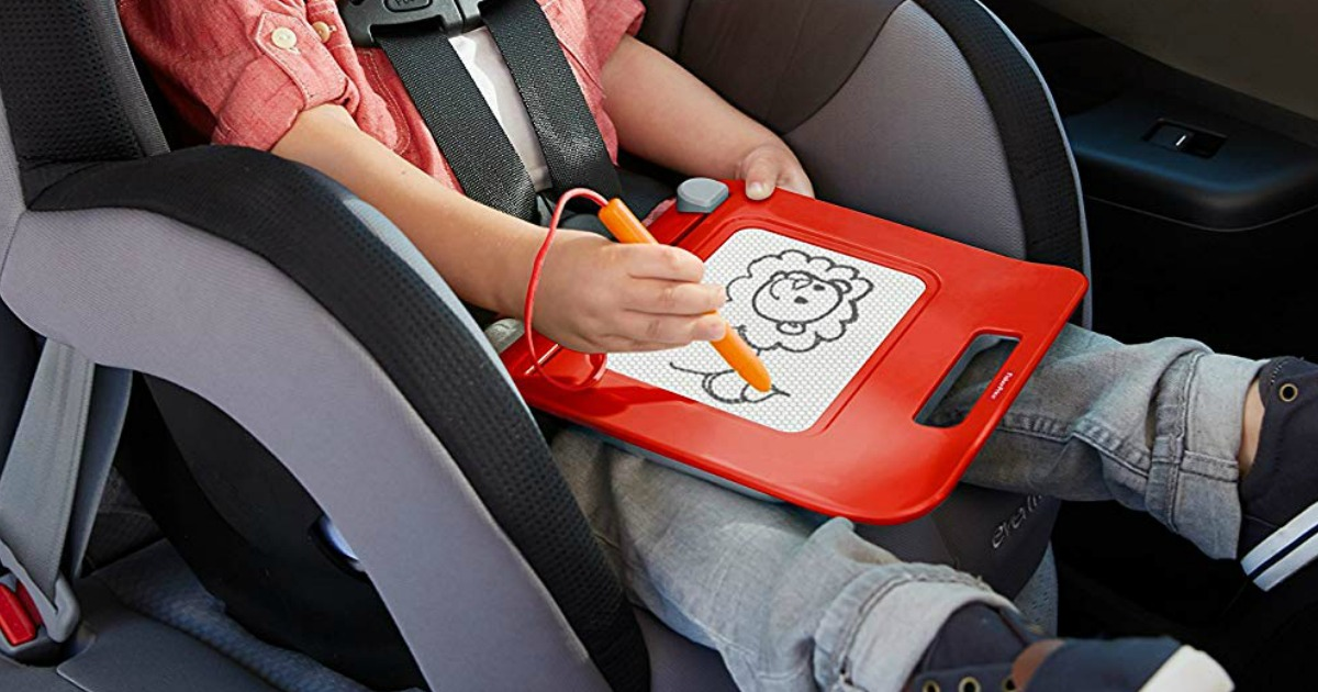 Fisher Price DoodlePro Trip Magnetic Drawing Toy Only 377 Ships W 25 Amazon Order